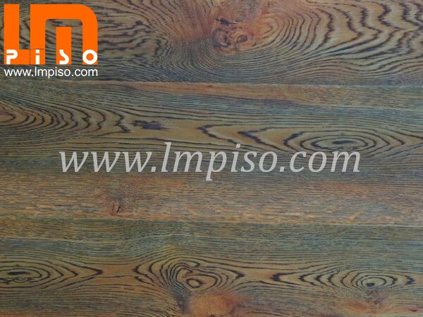 12mm EIR smoked oak laminate flooring