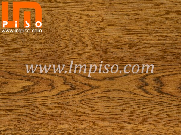 Wood grain square edges classic oak laminate flooring