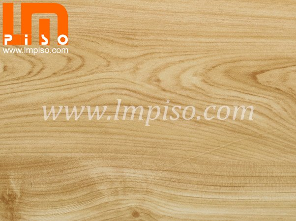 Good price for pressed v groove canadian maple laminate floor
