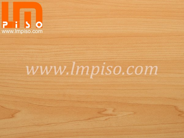 Domestic easy clean luxury maple laminate flooring