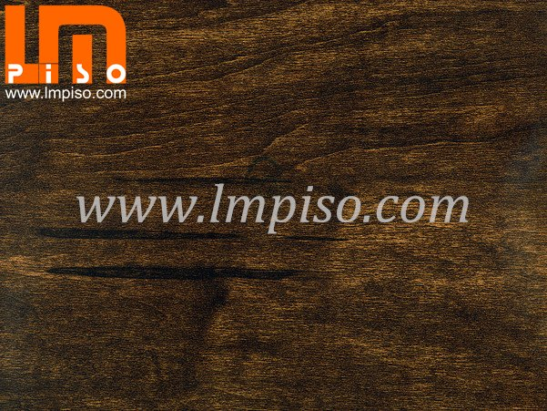 Dark color valinge click vertical maple laminate flooring