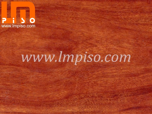 Domestic smooth surface exotic merbau laminate flooring