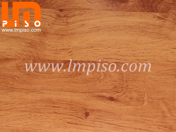 Crystal finish light color nostalgic applewood laminate flooring