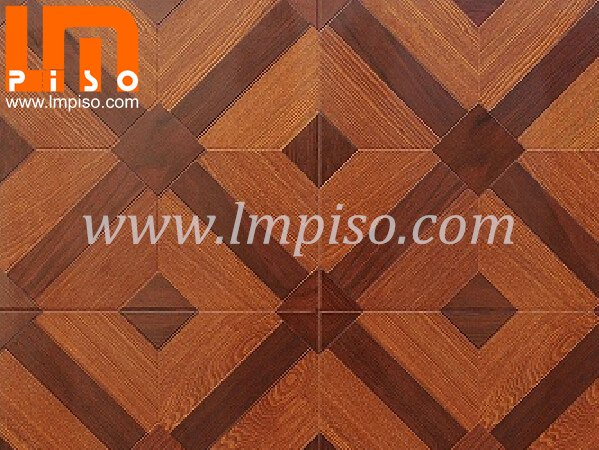 Luxury 15 years guarantee parquet laminate flooring for lobby