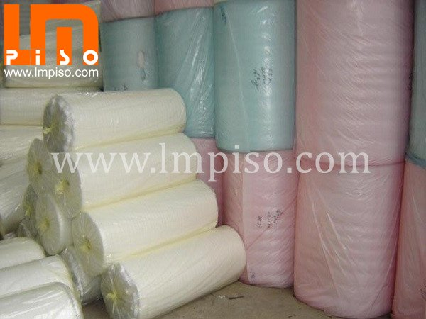 2mm EPE foam one side with 0.04mm PE film Underlay for lamin