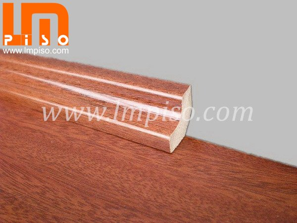 Concave-molding for 8.3mm/12.3mm laminated floors