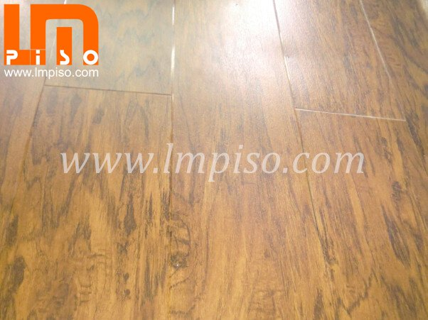 Registered embossment Loose-lay soundproof PVC vinyl flooring