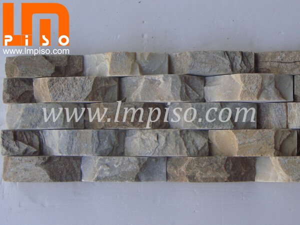 Various colors of wall slate