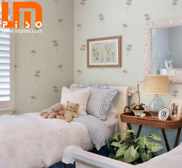 2014 NEW style PVC foaming wallpaper /beautiful design wall paper