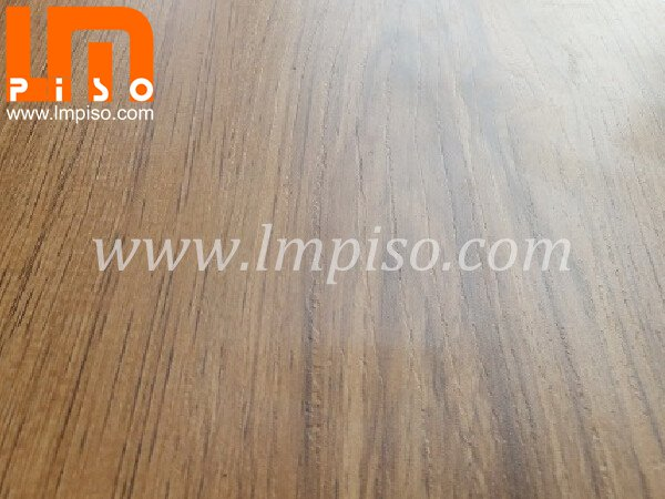 Artistic easy maintain teak wood middle embossed laminated fl