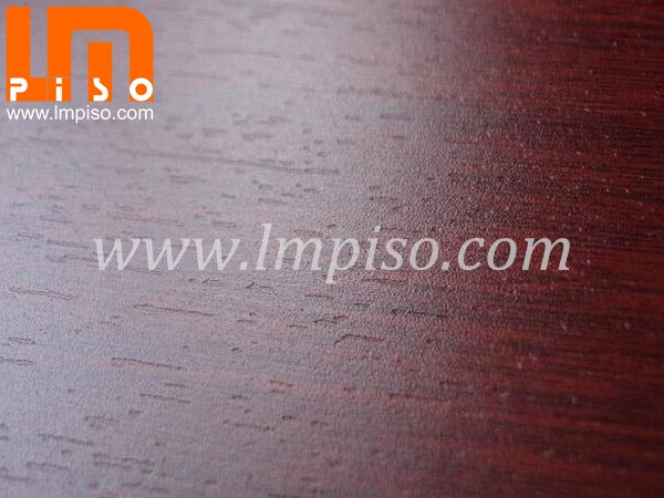 Best price HDF luxrious oak crystal finish wood laminated flo