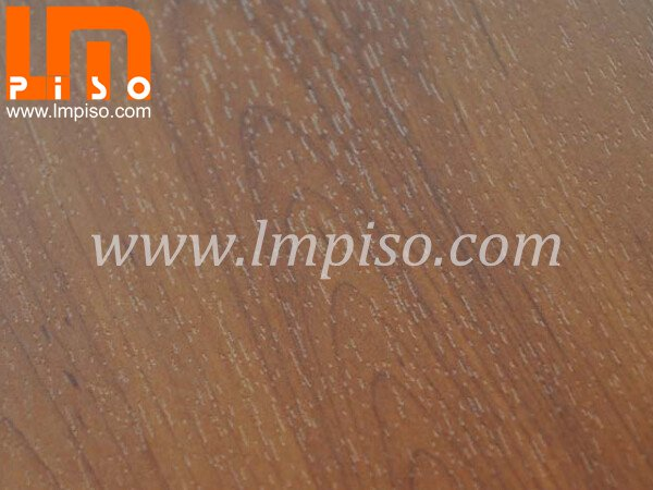 CE qualified beveled v groove cherry crystal wood laminated f