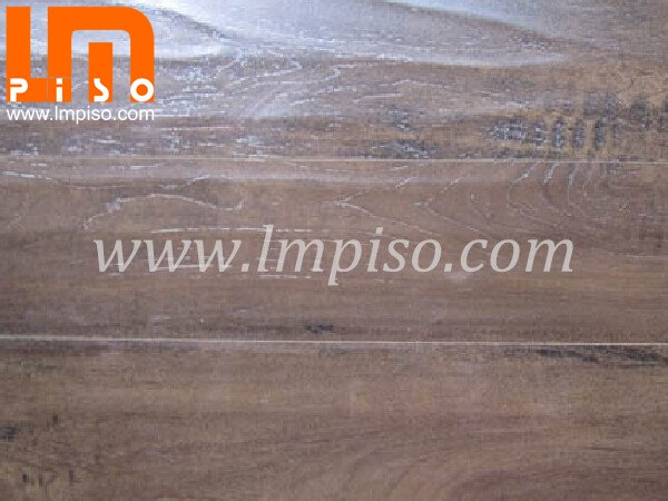 12.3mm easy installation ISO14001 handscraped finish laminate