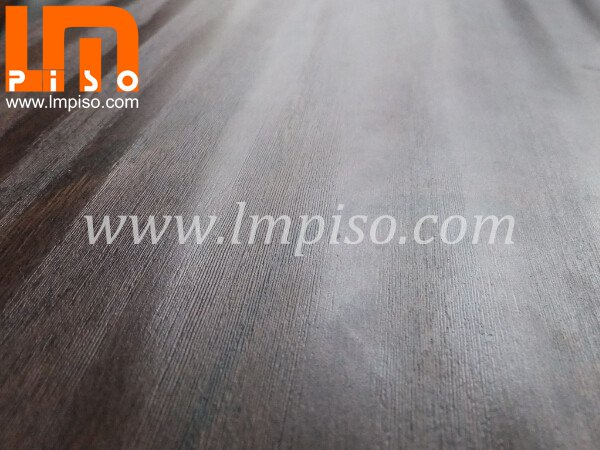 Commercial ac4 dark color water resistant handscraped laminate flooring